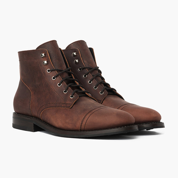 Wide Width Boots - Thursday Boot Company