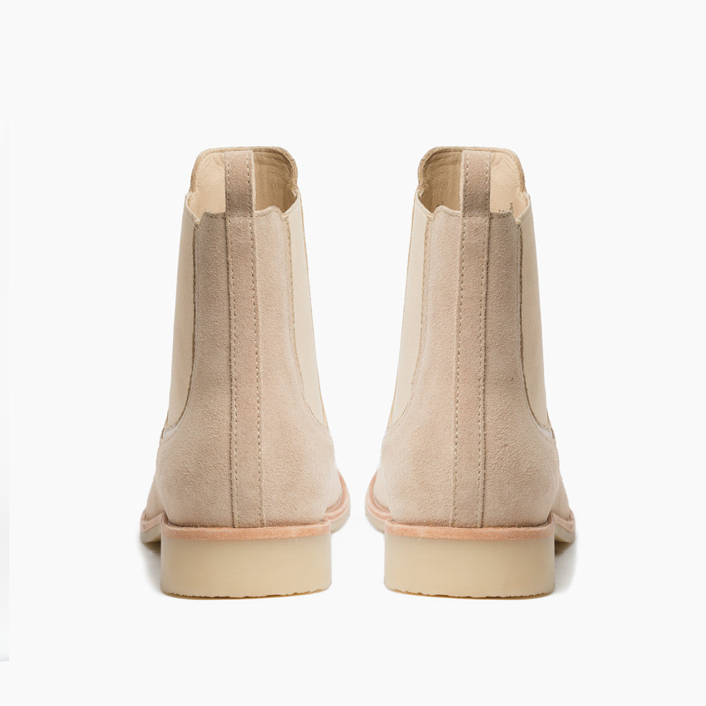 Duchess | Tan Suede