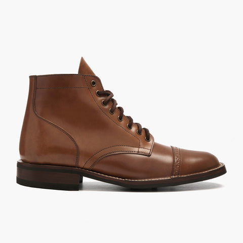 Vanguard | Whiskey Shell Cordovan