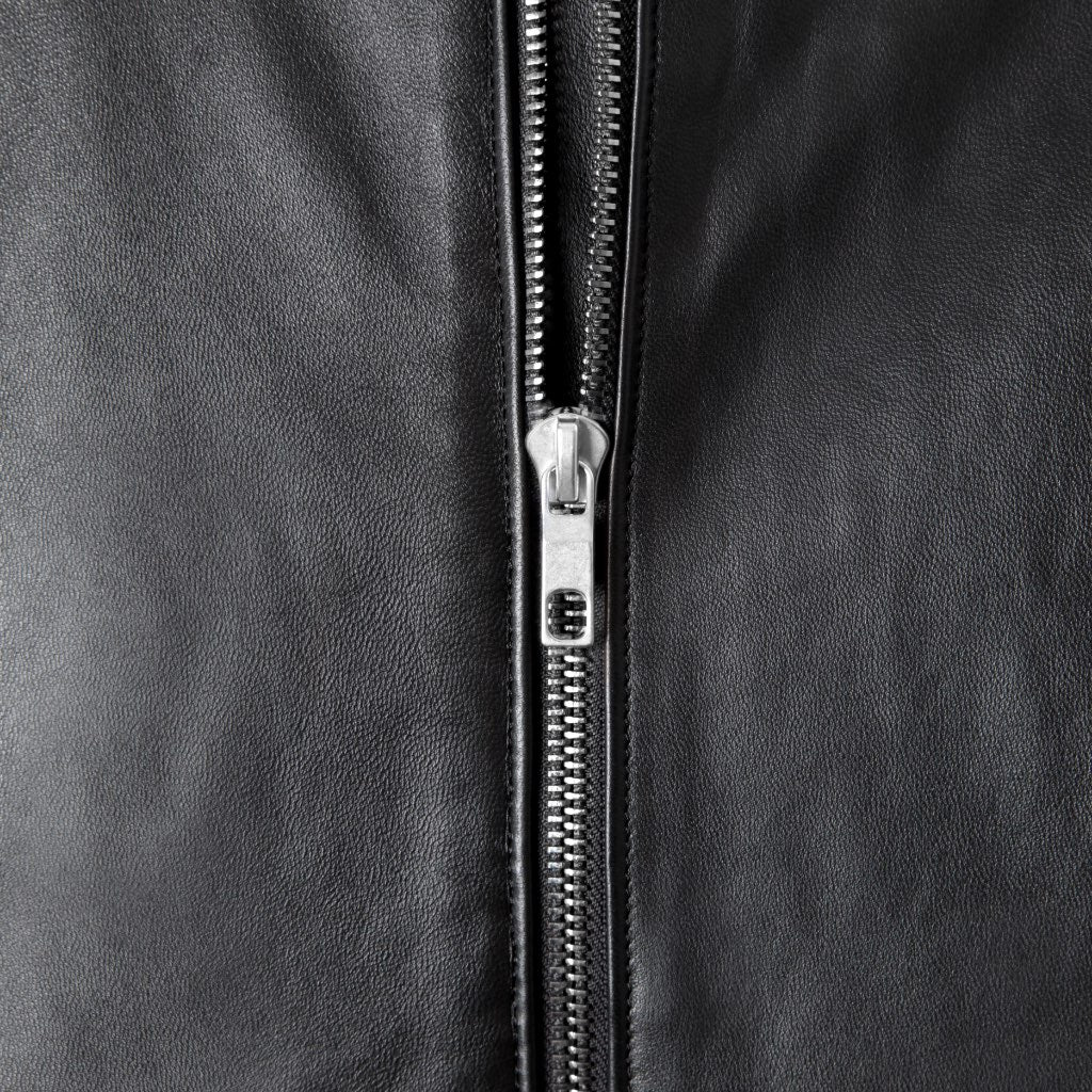 Racer Jacket | Black