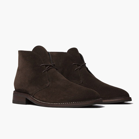 Scout | Chocolate Suede