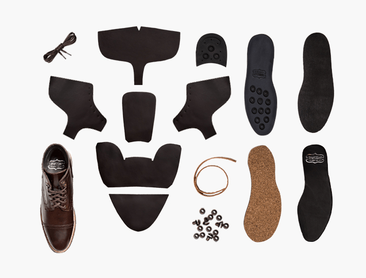 Great Materials.<br>Great Boots.