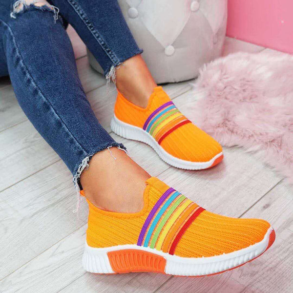 WALKING PREMIUM SHOES SOCK SNEAKERS