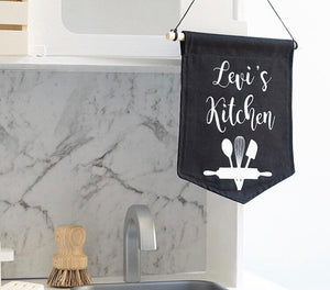 Kitchen flag