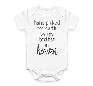 Hand Picked for Earth Bodysuit