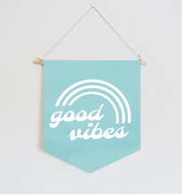 Load image into Gallery viewer, Good Vibes Flag