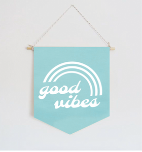 Good Vibes Flag