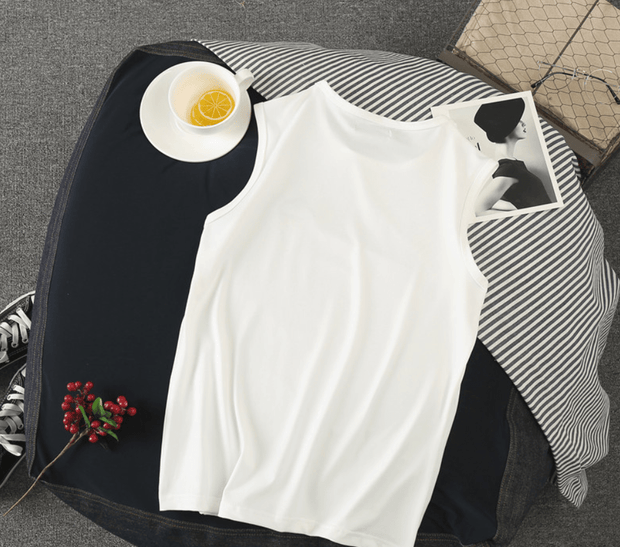breathable loose Tank TOP.