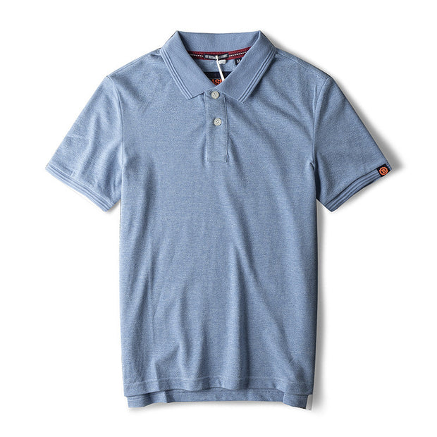 Retro American short-sleeve.