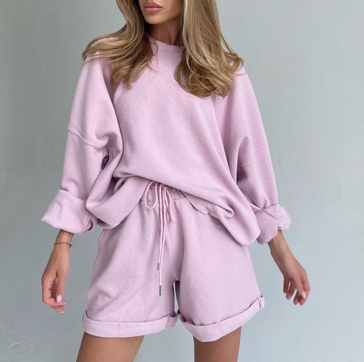 Two-piece fashion  sweaterset