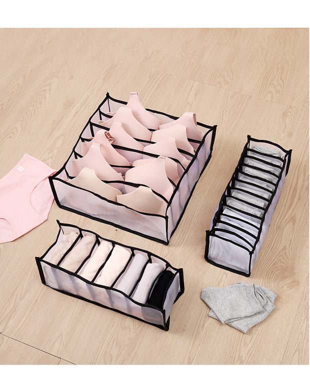 Underwear storage box
