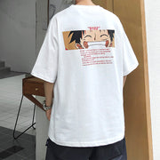 Luffy anime  T-shirt.