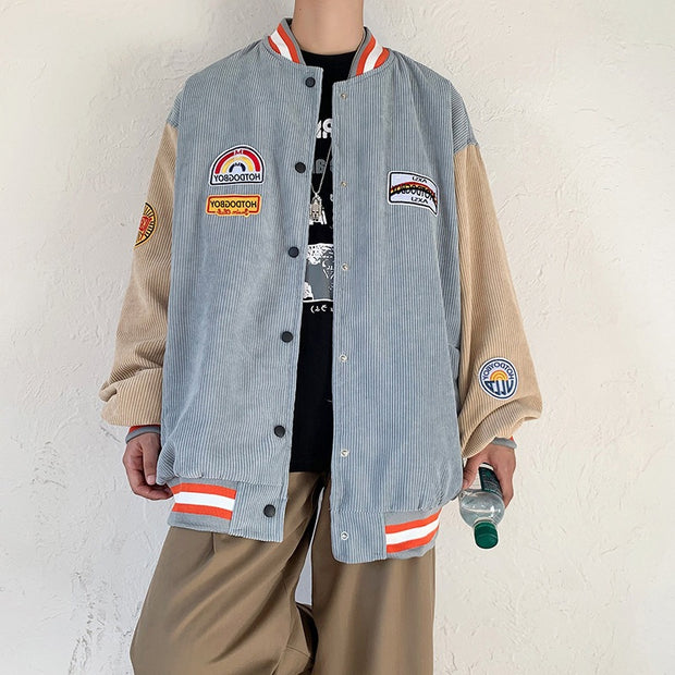 College Style Baseball jacket