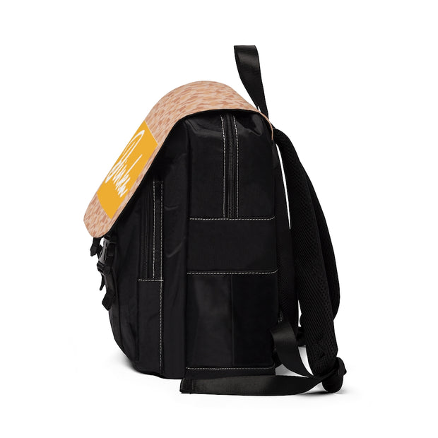 Unisex Casual Shoulder Backpack.