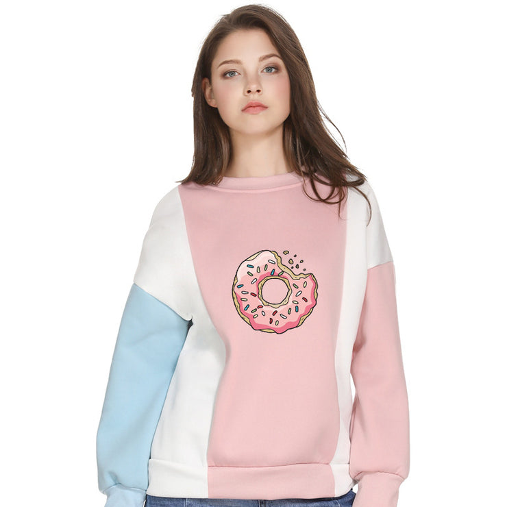 Donut colored sweater