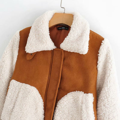 women's cotton coat.