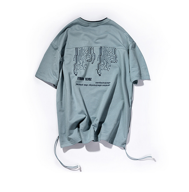 Tech lunch  short sleeves tee.