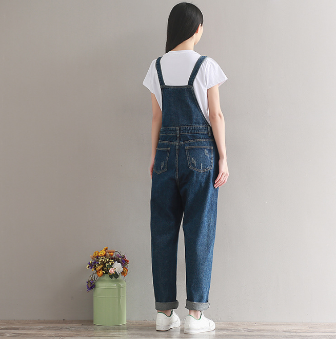 Arctix Women's Insulated Denim Overalls