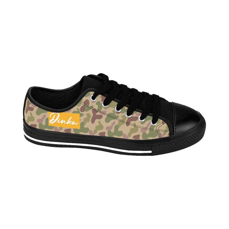 Camo Sneakers.