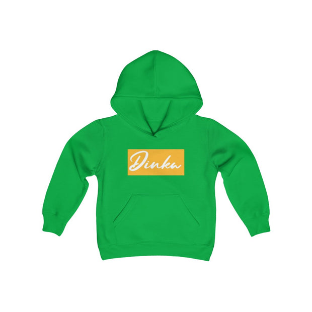 Youth  Blend Hooded Sweatshirt.