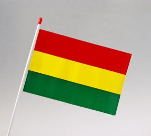 Bolivia Waver Flag