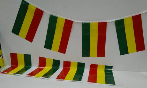 Bolivia String flags
