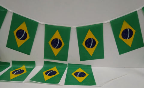 Brazil String flags