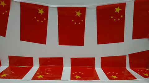 China string flags