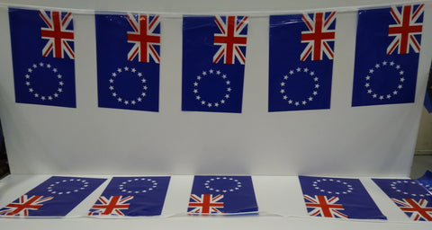 Cook Islands String flags