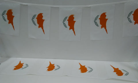 Cyprus String flags
