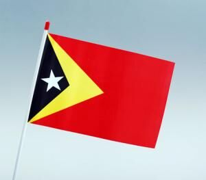 East Timor Waver Flag