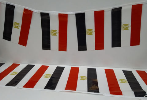 Egypt String Country Flags