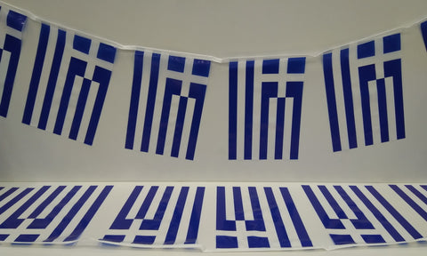 Greece String Country Flags