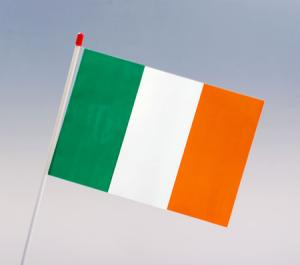 Ireland Waver Flag