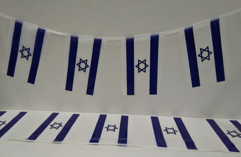 Israel String Country Flags