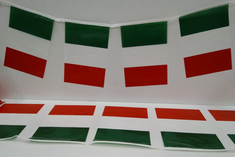 Italy String Country Flags