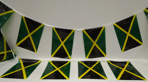 Jamaica String Country Flags