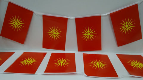 Macedonia (old) String Country Flags