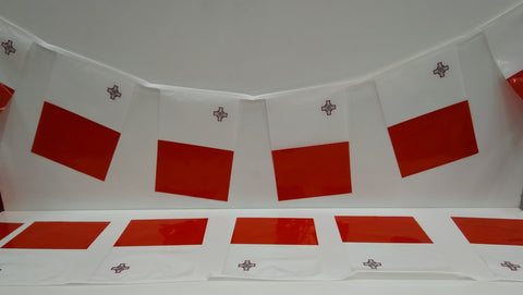 Malta String Country Flags