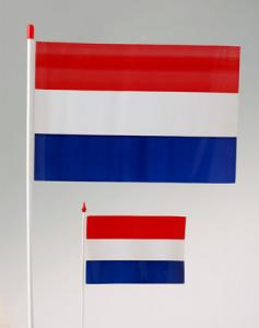 Netherlands Desk Flag