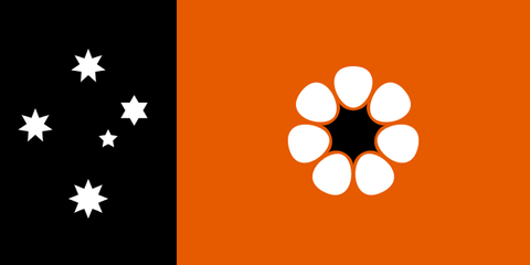 Northern Territory Waver Flag