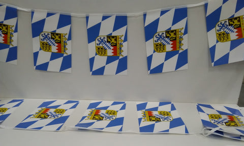 Oktoberfest String Flags
