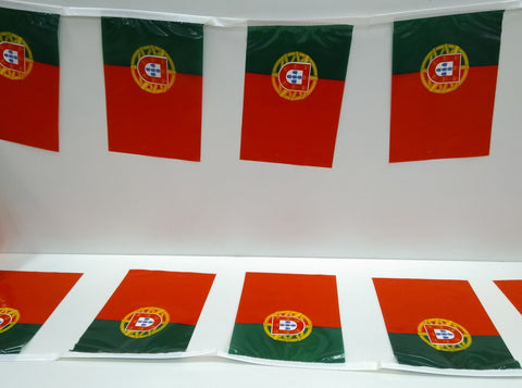 Portugal String Country Flags