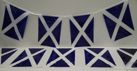 Scotland (St Andrews Cross) String Country Flags