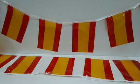 Spain String Country Flags