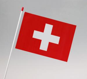 Switzerland Waver Flag
