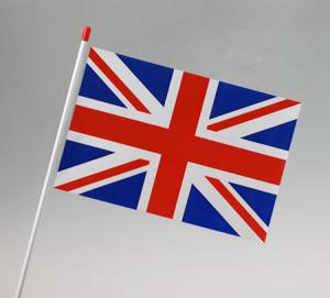United Kingdom (UK) Waver Flag