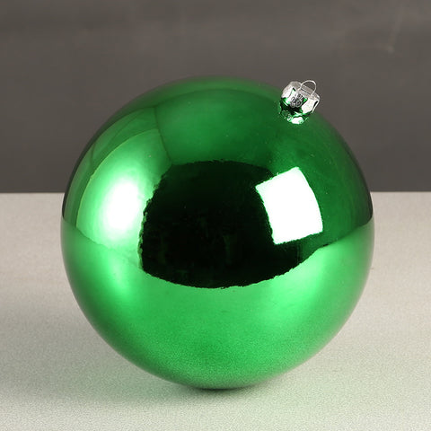 Green Glossy Bauble 200mm