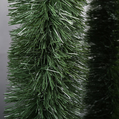 Tinsel forest green
