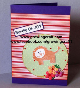Pull out tag card